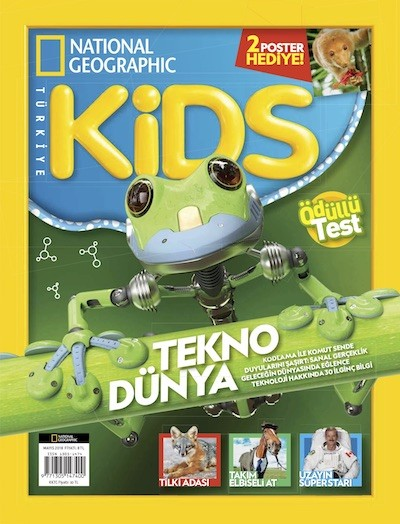 National Geographic Kids Mayıs 2018
