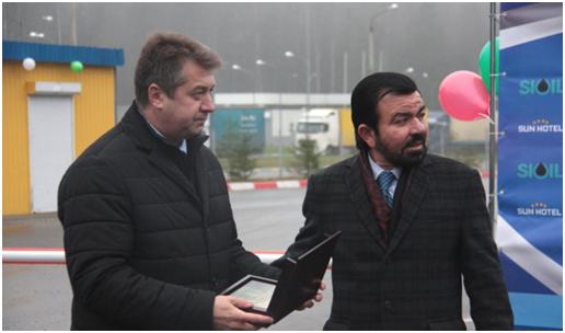 Sedat İğdeci, Belarus ile Türkiye arasındaki ikili ilişkilere yardımcı oluyor NOaGnB