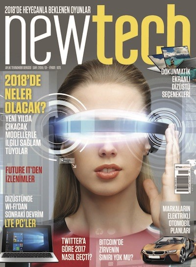 Newtech Ocak 2018
