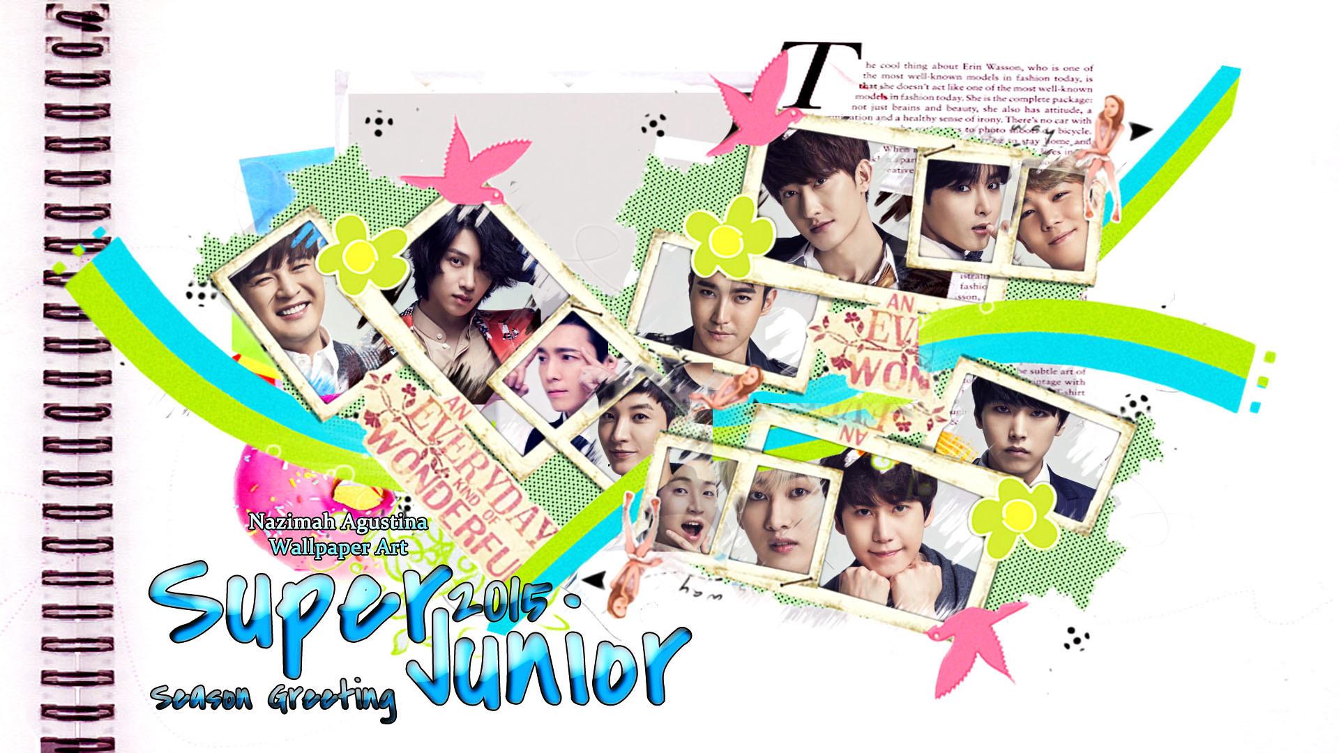 Super Junior Wallpapers NOk47B