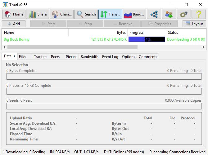 torrent yazılımı