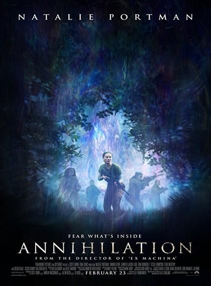 Yok Oluş - Annihilation - 2018 - Türkçe Dublaj Film indir