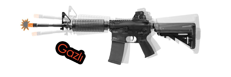 gazlı airsoft oyuncak silah