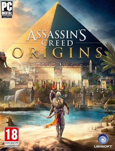 Assassins Creed Origins – CPY Full Hızlı indir