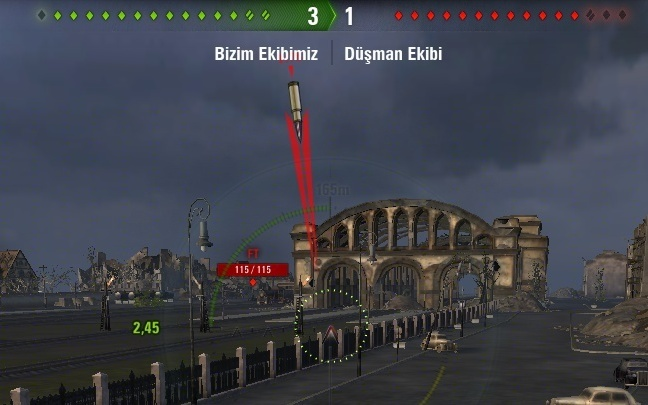 Damage Indicator