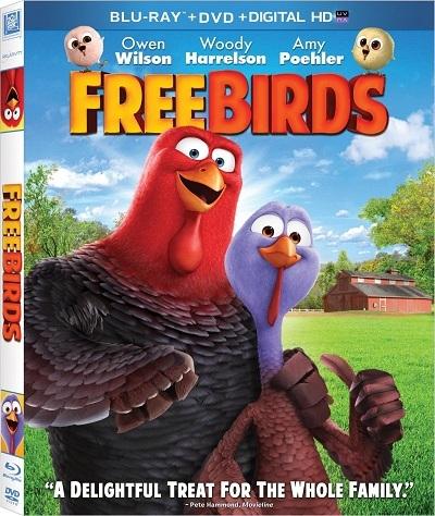 Kahraman İkili - Free Birds 2013 BluRay 720p DuaL TR-ENG