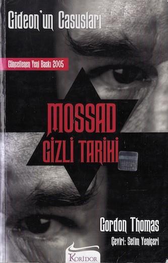 Gordon Thomas Mossad Pdf E-kitap indir