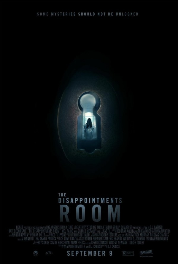 The Disappointments Room (2016) m1080p DUAL TR EN