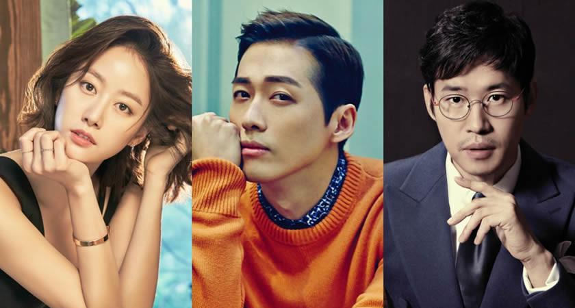 """Jeon Hye-Bin ve Yoo Joon-Sang """"Falsify"""" Dizisinin Kadrosunda"""