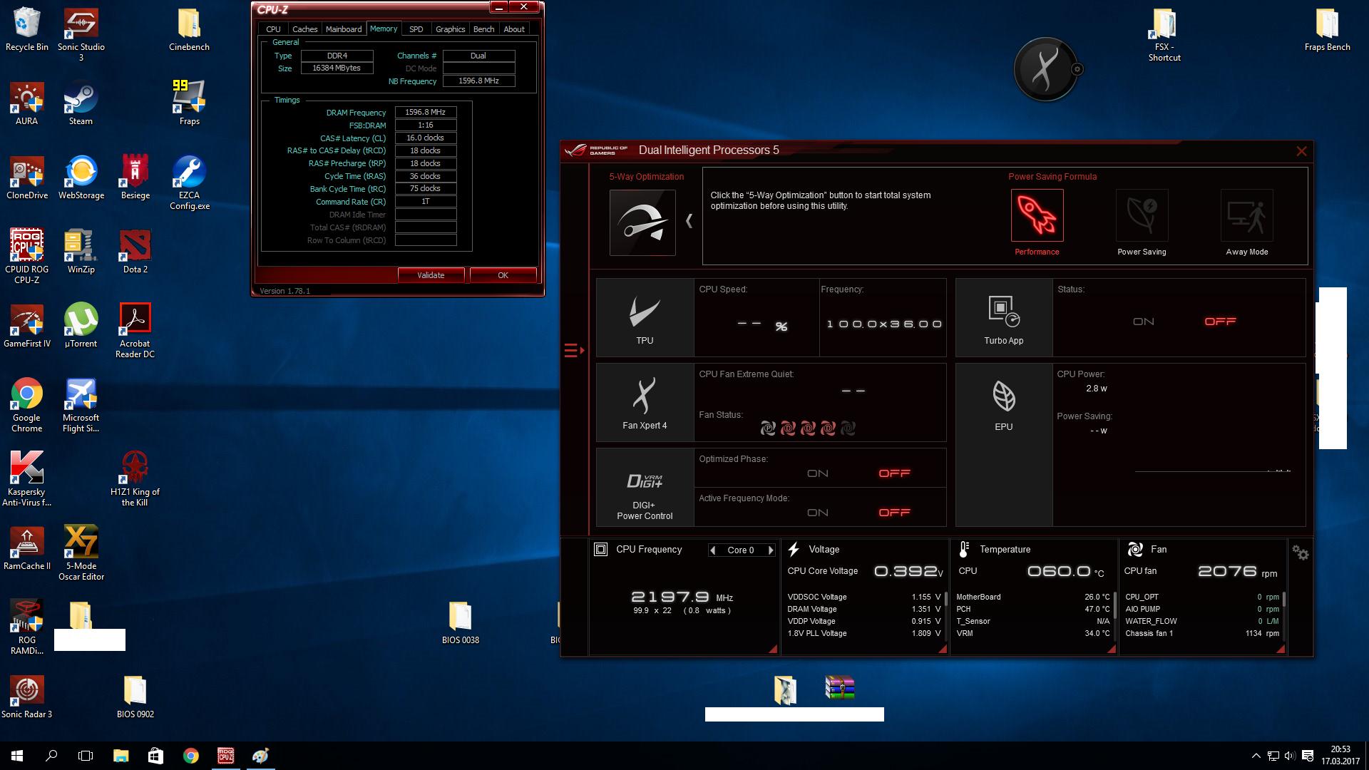 Crosshair VI Hero: UEFI build update thread [Archive] - ASUS