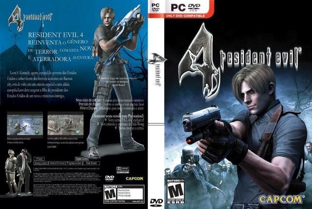 Resident Evil 4 FULL PC