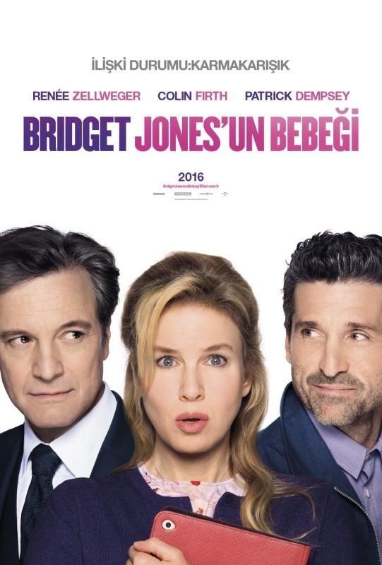 Bridget Jones'un Bebeği | 2016 | BRRip XviD | Türkçe Dublaj