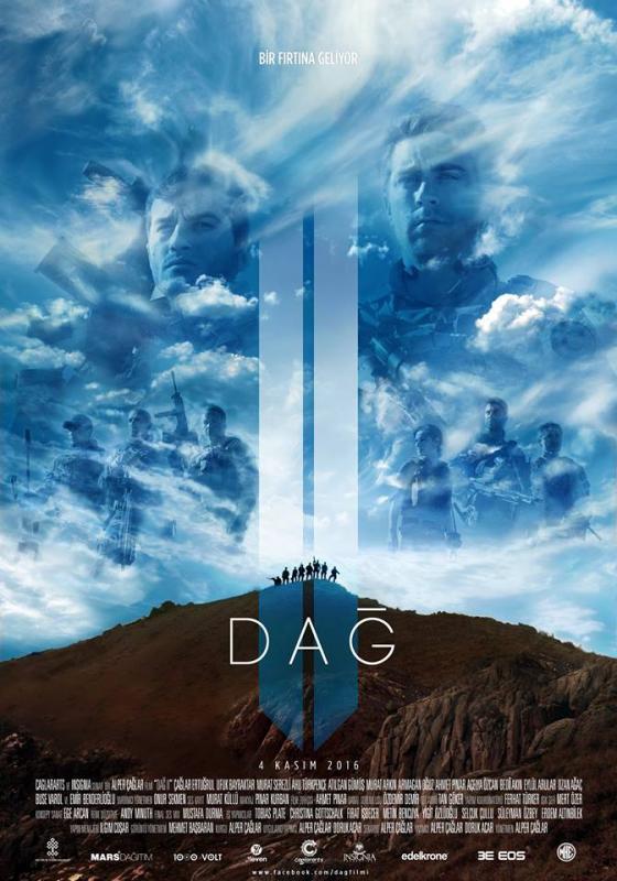 Dağ 2 (2017) SANSÜRSÜZ Yerli Film indir