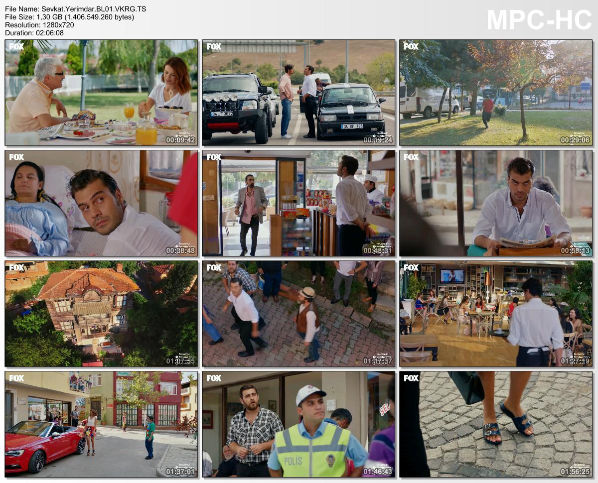 Şevkat Yerimdar 12.Bölüm (HD - x264 - 720p) Tüm Bölümler
