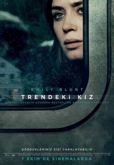Trendeki Kız – The Girl on the Train Türkçe Dublaj izle – Tek Parça