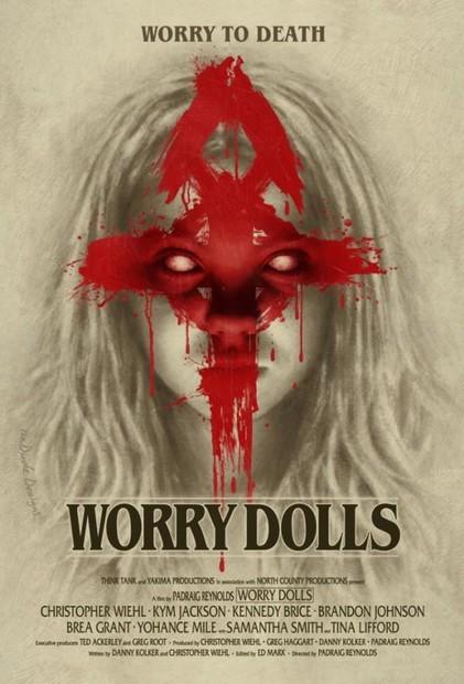 Şeytanın Oyuncakları | Worry Dolls | 2016 | BRRip x264 | Türkçe Dublaj