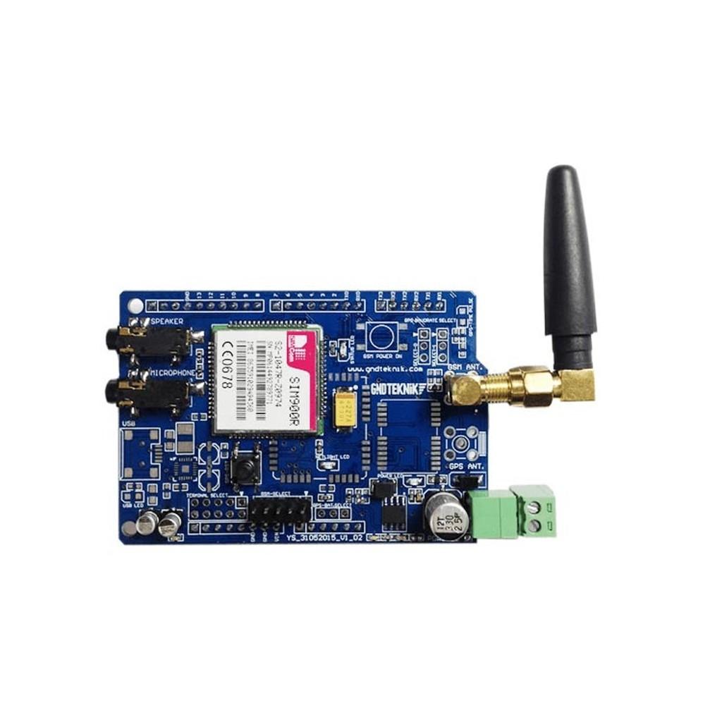 Raspberry Pi Icd shield and arduino raspberry pi gsm