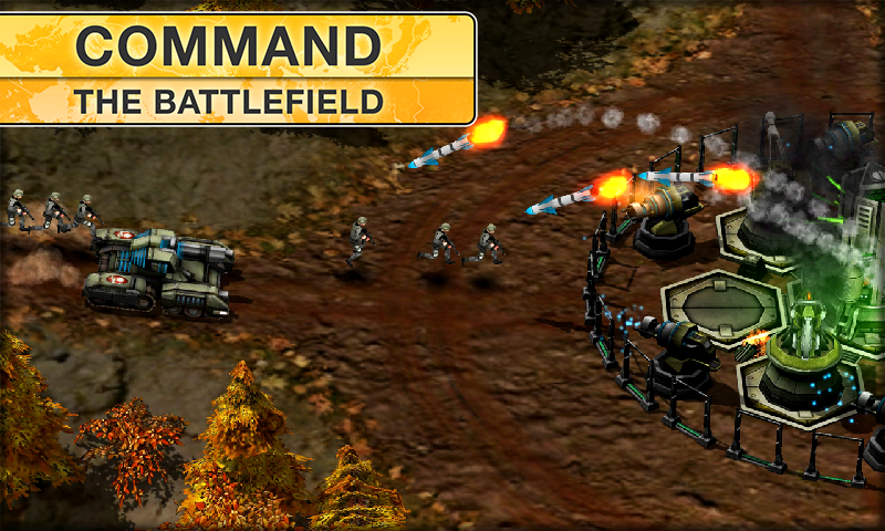 Modern Command Apk