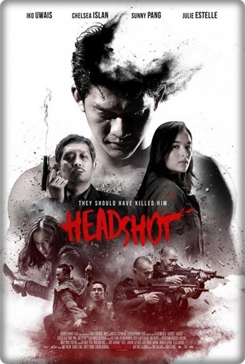 Kafaya Tek Kurşun - Headshot 2016 (Türkçe Dublaj) BRRip XviD
