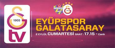 Galatasaray'ın hazırlık maçı belli oldu.