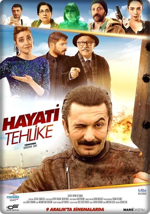 Hayati Tehlike 2016 (Yerli Film) HDTVRip XviD