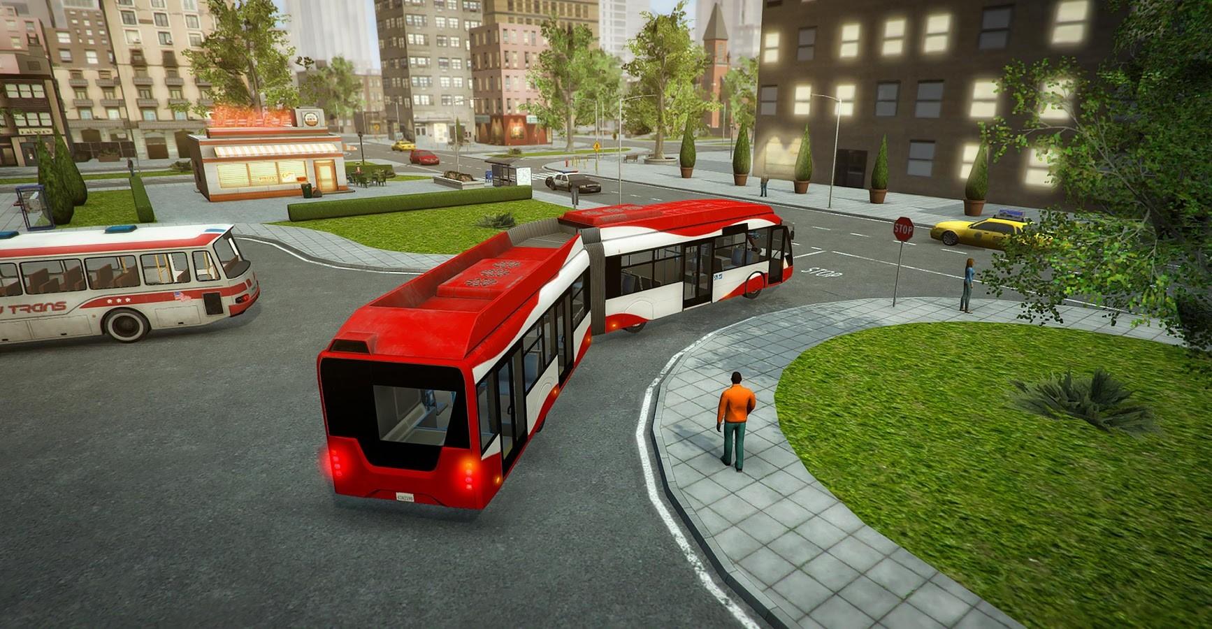 Bus Simulator PRO 2017 Apk Mod
