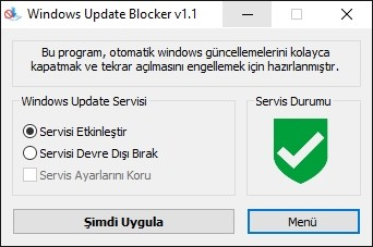 Windows Update Blocker 1.5 | Portable