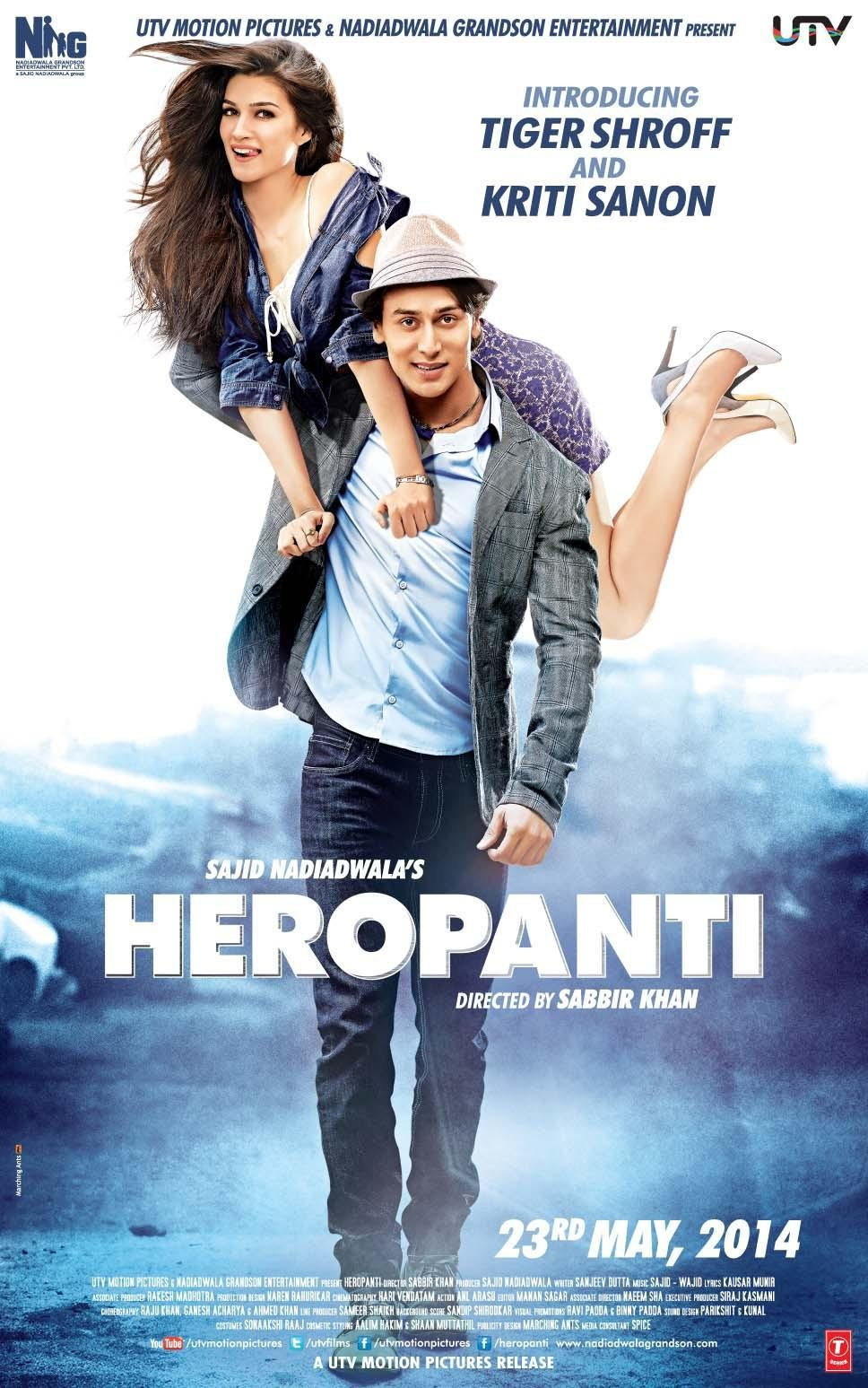 Heropanti / 2014 / Hindistan / Online Film İzle