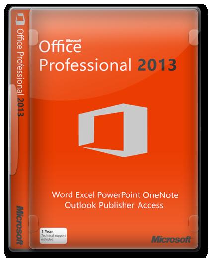 Microsoft Office 2013 Professional Plus SP1 VL TR | Nisan 2016