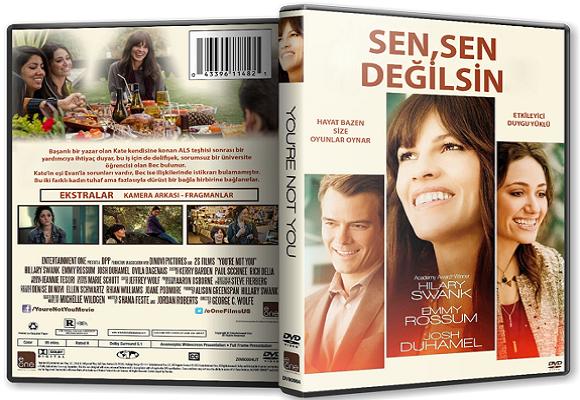Sen, Sen Değilsin – You're Not You 2014 DVD-5 DuaL TR-EN – Tek Link