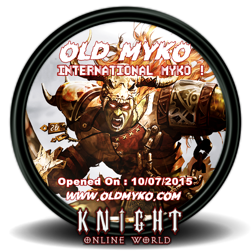 Old MYKO BEST MYKO GAMING 1 YEAR ONLINE! ALREADY