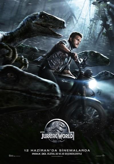 Jurassic World 2015 ( BRRip XviD ) Türkçe Dublaj