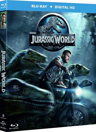Jurassic World 2015 BluRay 1080p x264 DuaL TR-EN – Tek Link