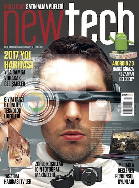 Newtech Ocak 2017