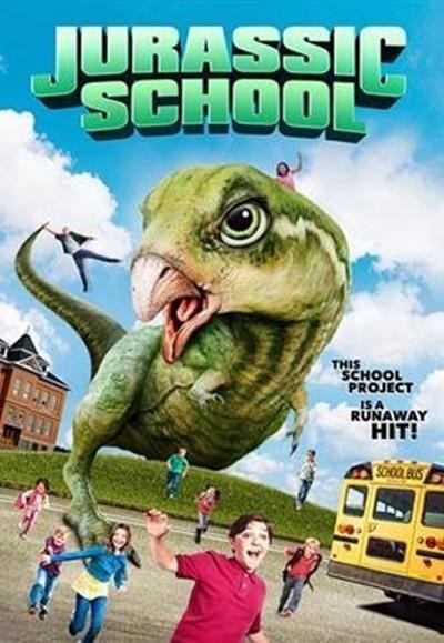 Jurassic Okulu – Jurassic School 2017 WEBRip XviD Türkçe Dublaj – Film indir