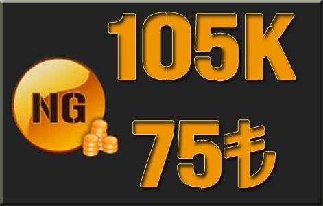 105K NG 75 TL