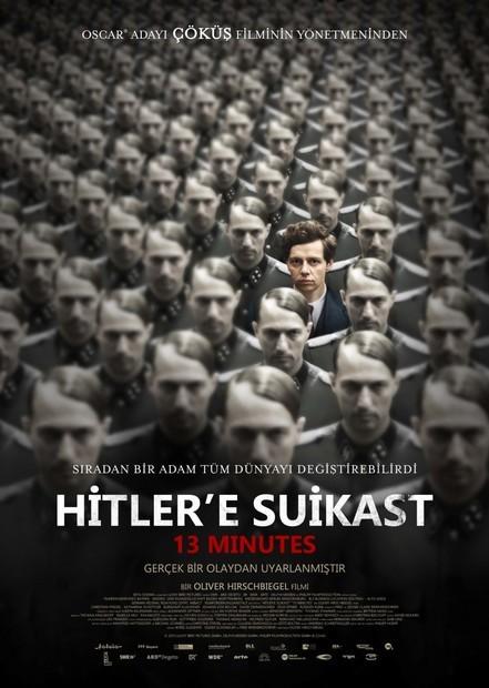 Hitler'e Suikast | Elser | 2015 | BRRip XviD | Türkçe Dublaj