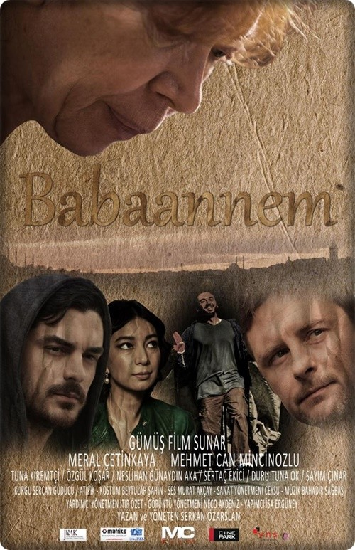 Babaannem 2016 (Yerli Film) HDRip XviD