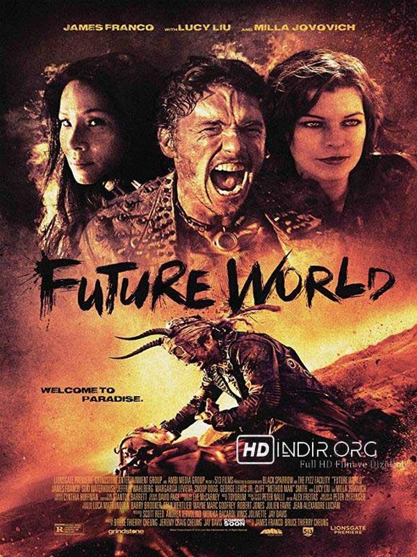 Gelecek Dünya - Future World indir (2018) Türkçe Altyazı Full HD Tek Link