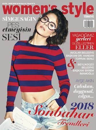 Women's Style Ekim 2018