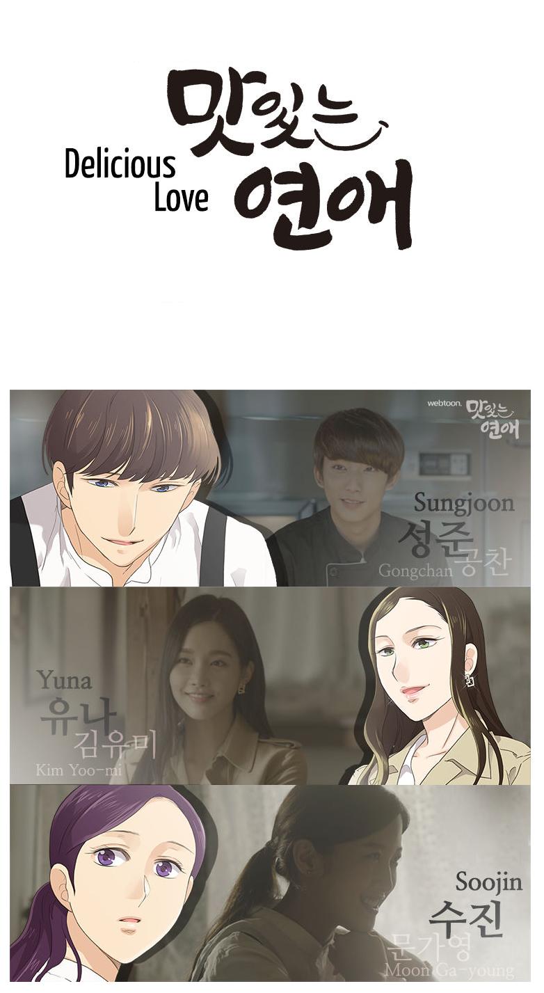 Delicious Love / 2015 / G�ney Kore / Online Dizi �zle