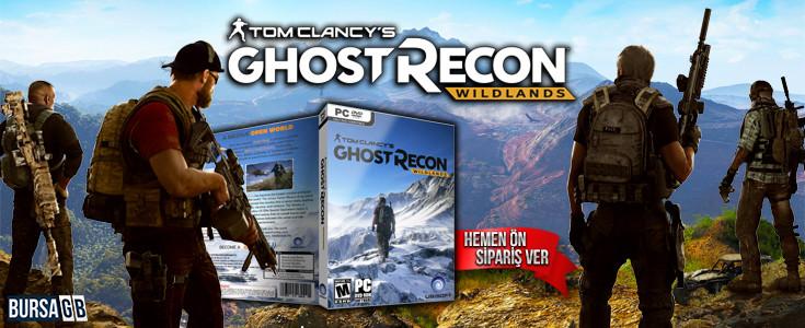 Tom Clancy's Ghost Recon Wildlands Ön Sipariste