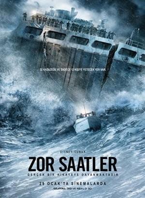 Zor Saatler - The Finest Hours | 2016 | BRRip XviD | Türkçe Dublaj - Teklink indir