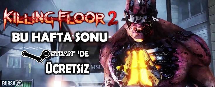 Killing Floor 2 bu hafta sonu Steam'de Ücretsiz Oynanacak