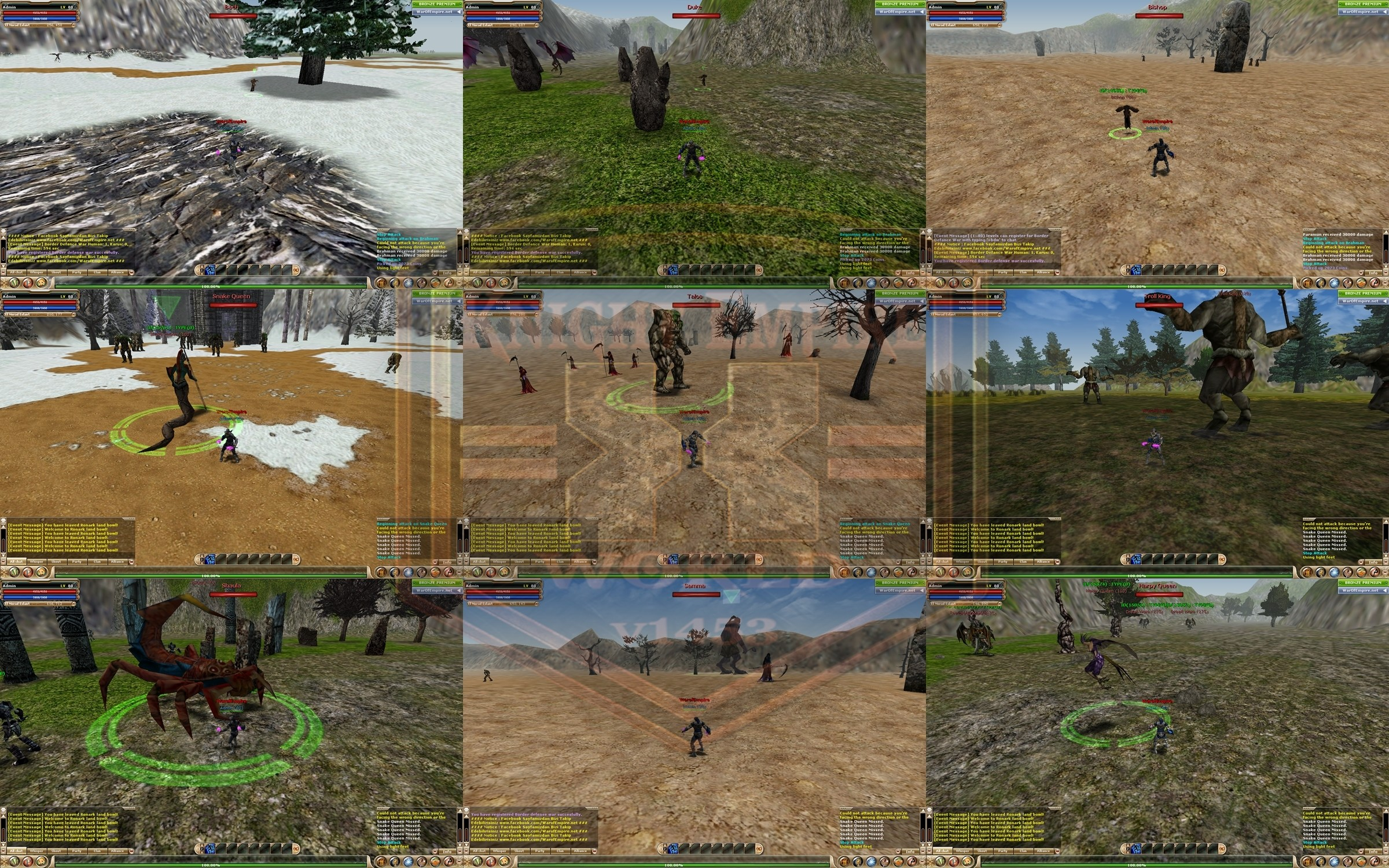 KnightEmpireWorld.com [ 1453 Fire Drake ] ◄ 80/1 Homeko-Farm Offical: 03.06.2016 Saat:20:00 Online ►