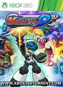 Mighty No.9 Xbox 360 [XBLA] Oyun  İndir [MEGA] [JTAG-RGH]