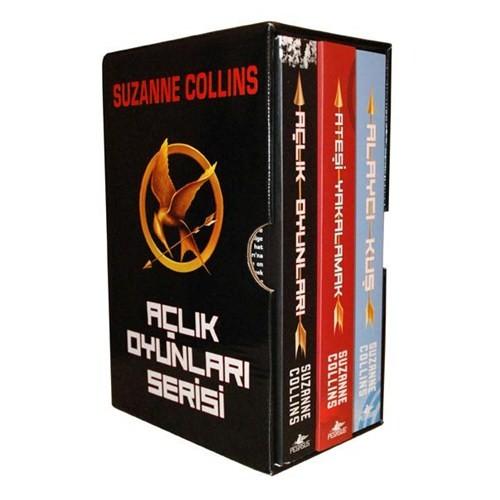 Suzanne Collins – Açlık Oyunları Serisi ePub indir