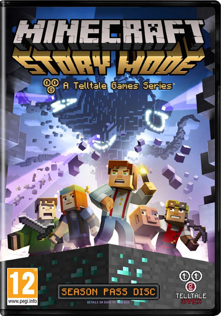 Minecraft: Story Mode - Episode 1-7 | 2016 | RELOADED | Full Oyun