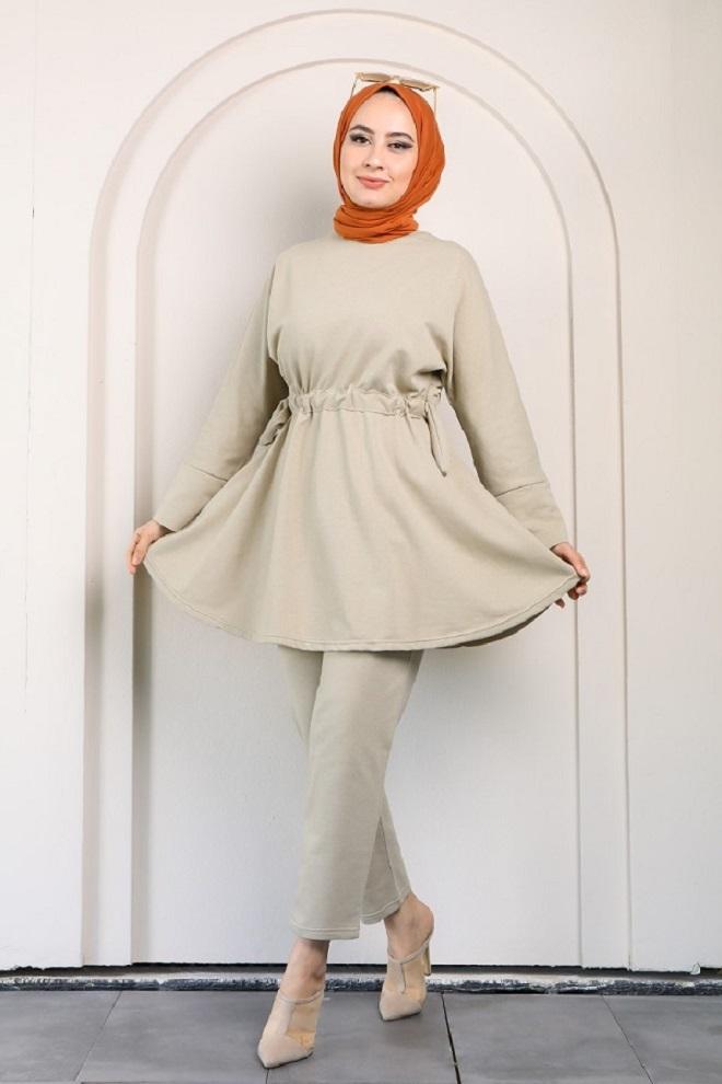 tesettür elbise - 1