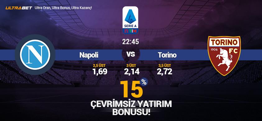 Napoli - Torino Canlı Maç İzle